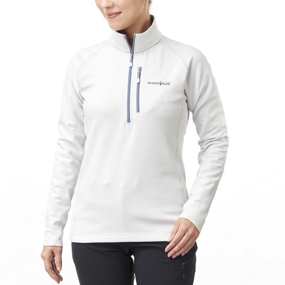 Mont-bell 保暖半襟上衣 Trail Action Pullover W