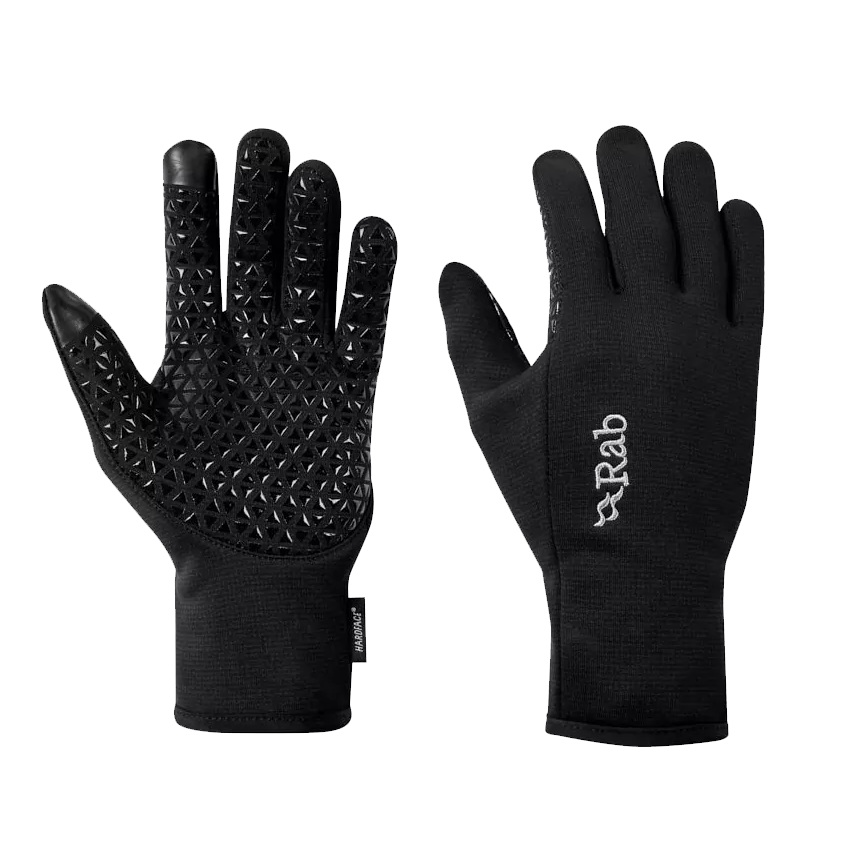 Rab PHANTOM CONTACT GRIP GLOVE 抗風保暖手套 WIND PRO